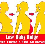 Lose Baby Bulge With These 3 Flat Ab Moves